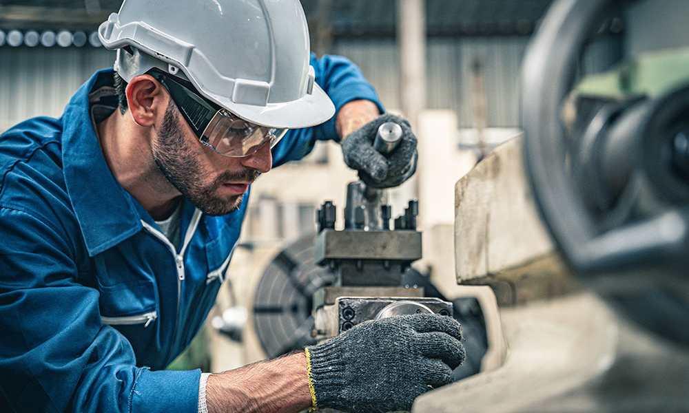 Zerspanungsmechaniker Günzburg (m/w/d) |D&M Industrieservice